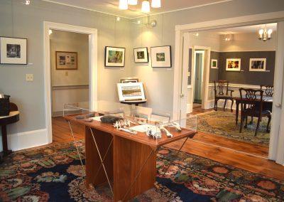 Front Exhibit Room