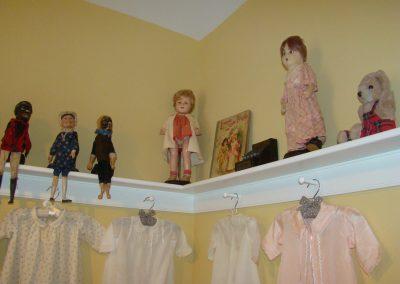 Toys in the nursery